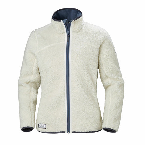 Helly Hansen Women's September Propile Fleece Jacket - Off White