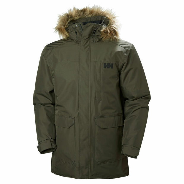 Helly Hansen Men's Dubliner Primaloft Waterproof Parka