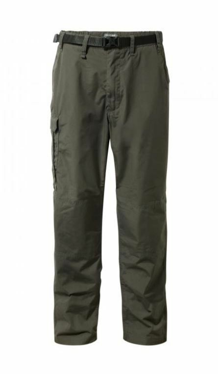 Craghoppers Classic Kiwi Men's Walking Trousers - Bark