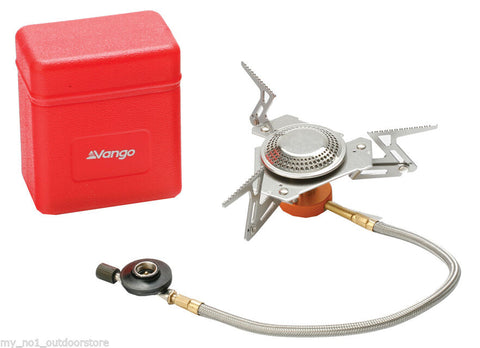 Vango Folding Camping Backpacking Lightweight Gas Stove