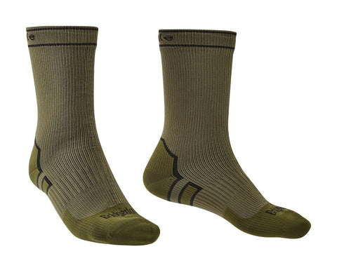 Bridgedale Men's Storm Midweight Waterproof Boot Socks