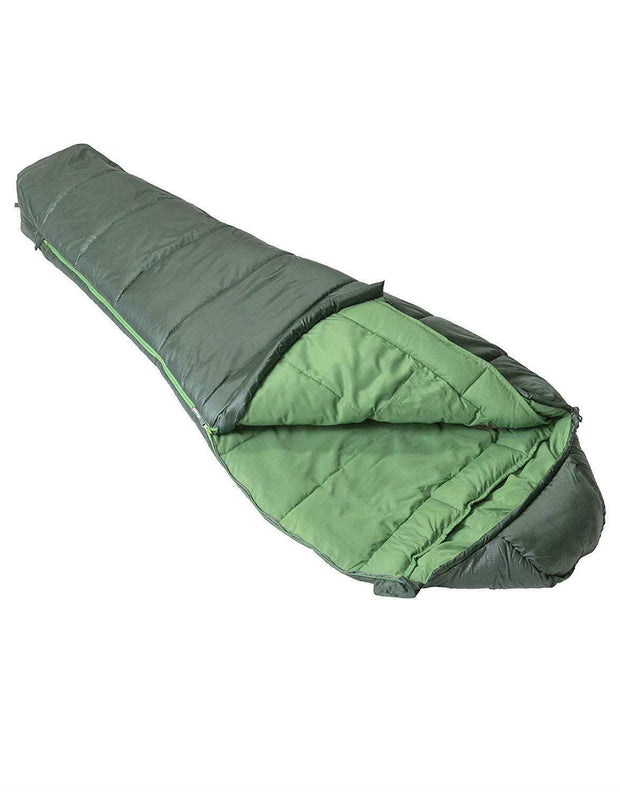 Vango Nitestar Alpha 250 Warm Sleeping Bag - Viridian Green