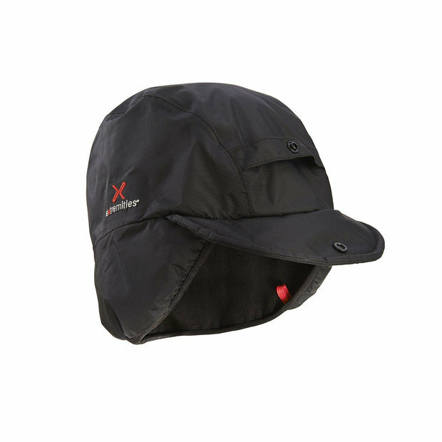 Extremities Ice Cap Gore-Tex Windproof/Waterproof Hat - Black