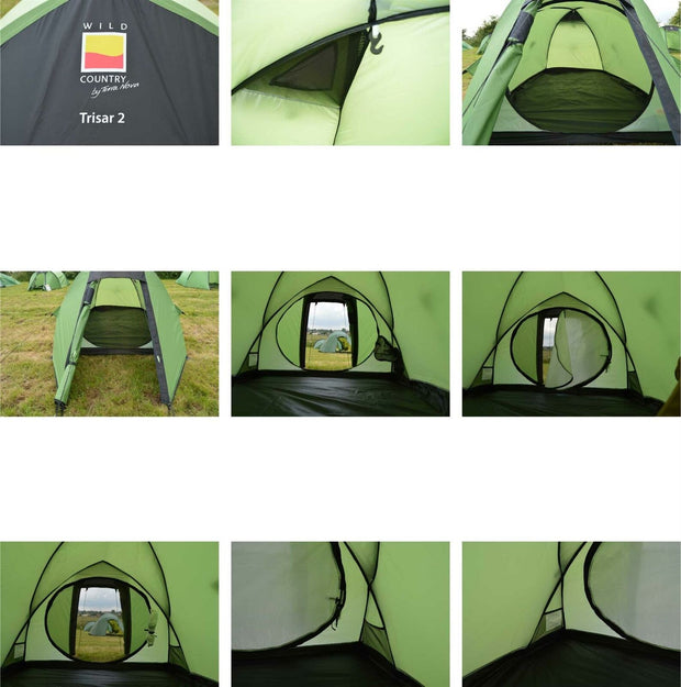 MSR Hubba Hubba NX 2 Person Backpacking Tent Grey – Fresh