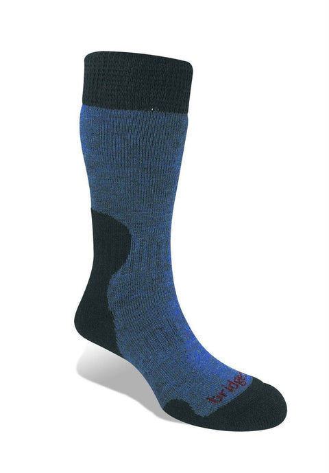 Bridgedale Merinofusion Summit Heavyweight Women's Sock Storm Blue