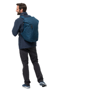 Jack Wolfskin Coogee 28 Litres Laptop Daypack Poseidon Blue