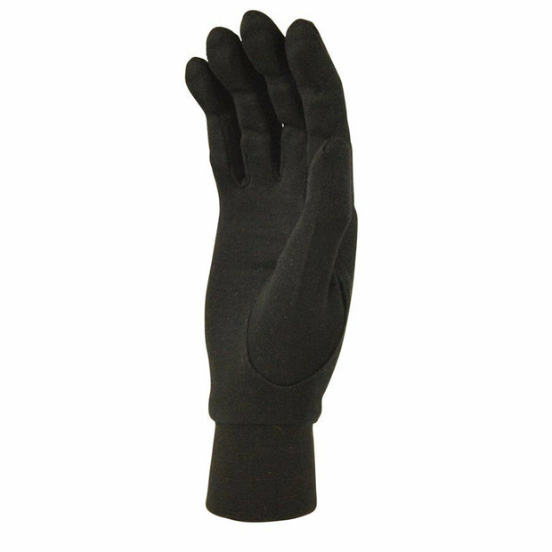 Extremities Silk Liner Glove - Black