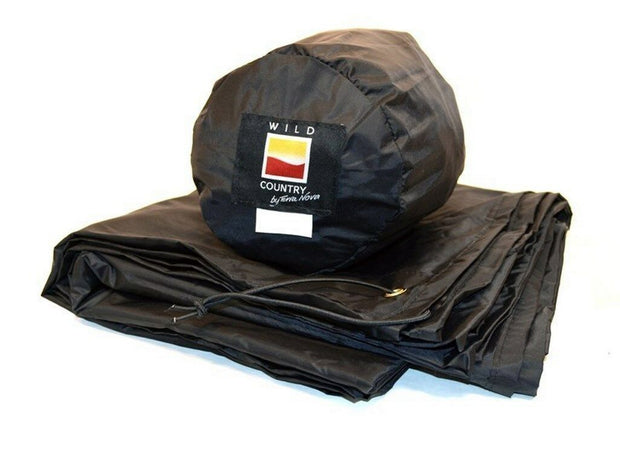 Wild Country Zephyros 2 Tent Footprint - Black