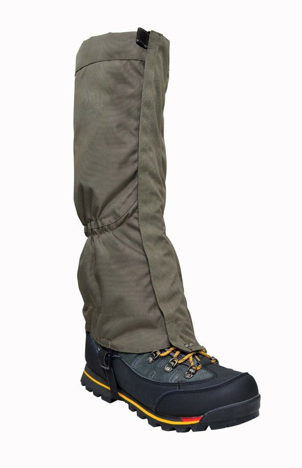 Extremities Field Waterproof Walking Gaiters - Green