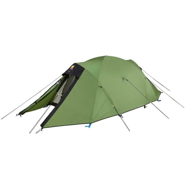 Wild Country Trisar 2D Waterproof Free-Standing Geodesic Tent - Green