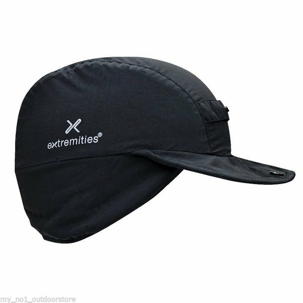 Extremities Waterproof/Warm Winter Cap - Black