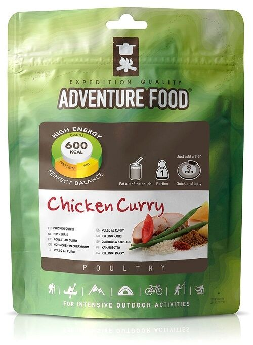 Adventure Food 1 Person Camping/Trekking Main Meals