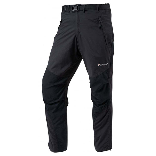 Montane Men's Terra Four Season Hiking Pants (Reg Leg) - Black
