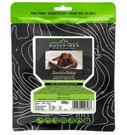 Wayfayrer Boil in the Bag Camp Food - Choc pudding (6 Packs)