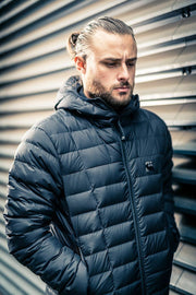 Sprayway Men's Obsidian Down Jacket - Black