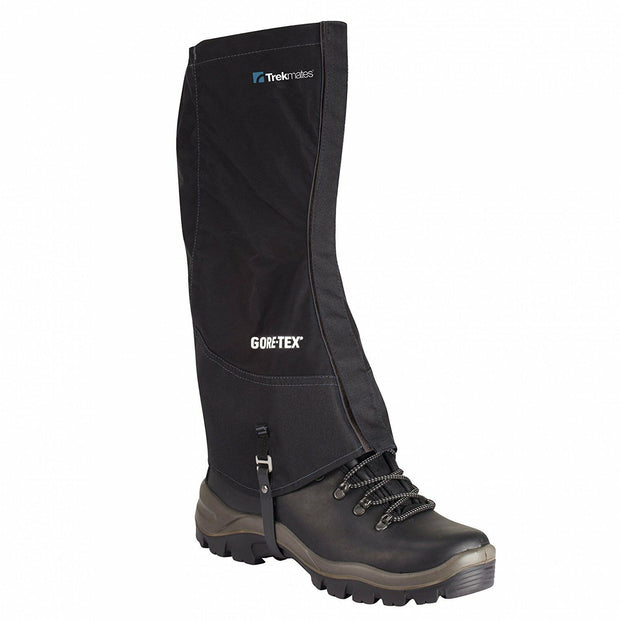 Trekmates Karakorum Gore-Tex Walking Gaiters - Black