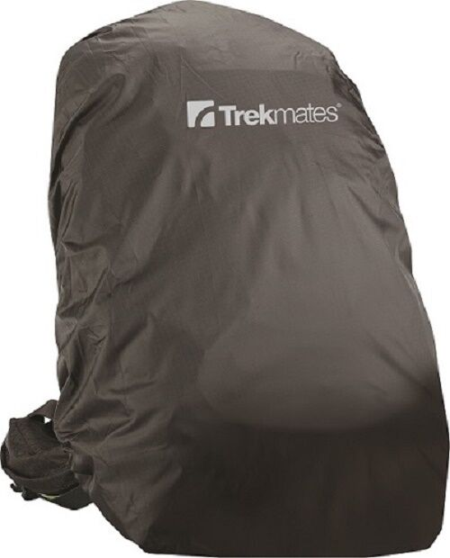 Trekmates Backpack Rucksack Waterproof Rain cover - Black Sizes XS-XL