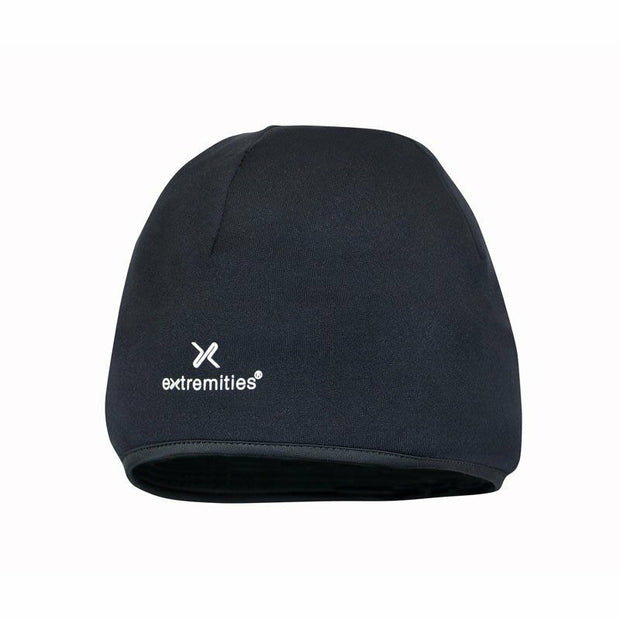Extremities Power Stretch Beanie Hat - Black