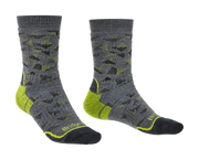 Bridgedale Men's Hike Midweight Endurance Boot Merino Performance Socks