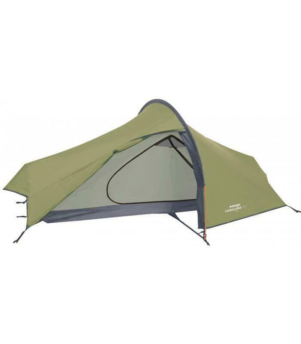 Vango Cairngorm 100 Lightweight 1 Person Tent - Dark Moss