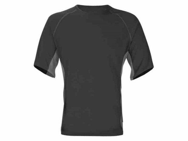 Trekmates Women's Vapour Active Walking Tee Shirt - Black/Grey