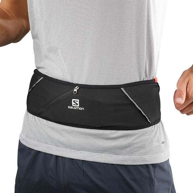 Salomon Pulse Lightweight Accessories Belt - Black