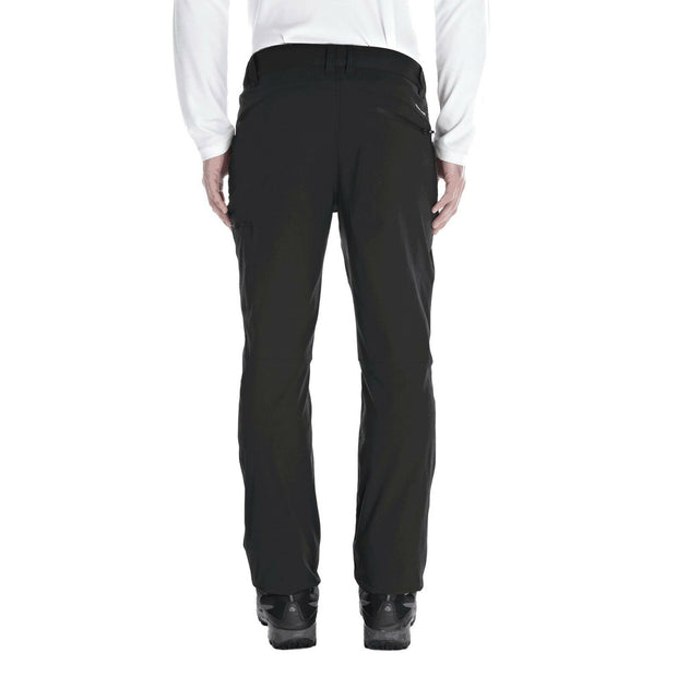 Craghoppers Men's Kiwi Pro Winter Lined Trousers - Black (Reg Leg)