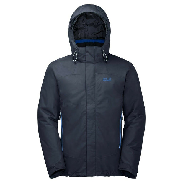 Jack Wolfskin Men's New Northern Edge Insulated Waterproof Jacket