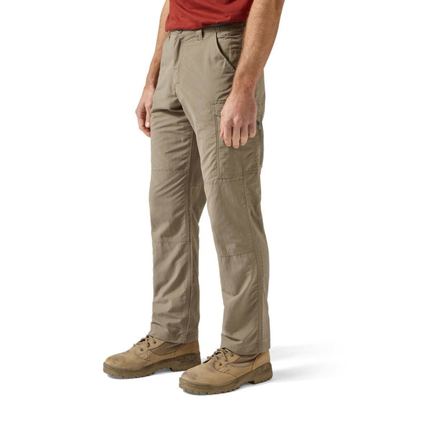 Craghoppers Men's NosiLife Cargo Walking Trousers (Regular Leg)