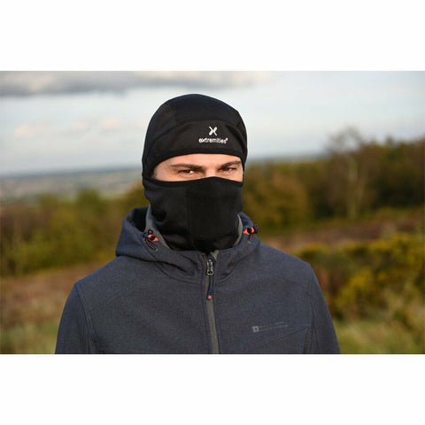 Extremities Power Stretch Balaclava - Black