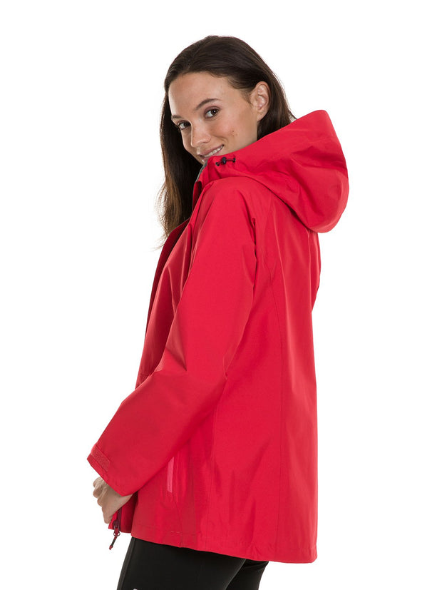 Berghaus Women's Paclite 2.0 Gore-Tex Jacket - Red