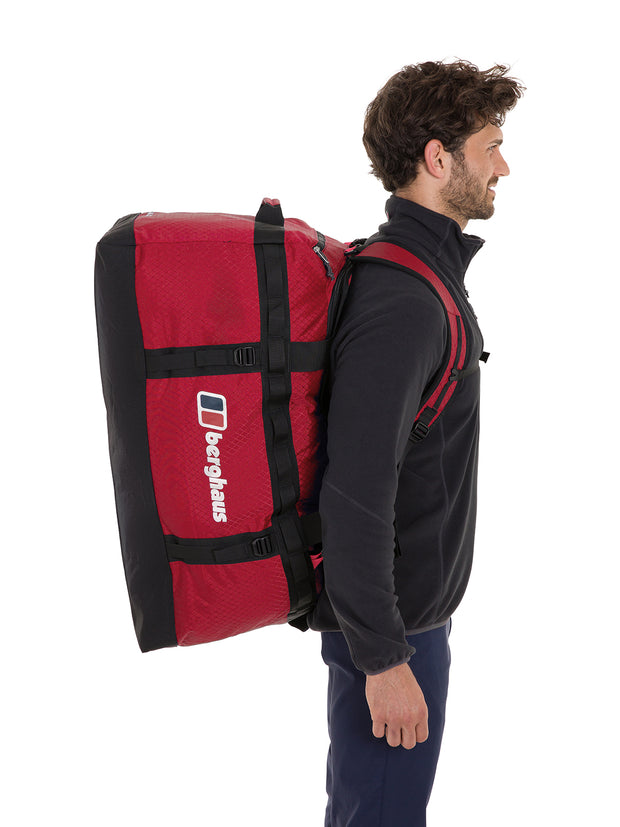 Berghaus Expedition Mule 60 Holdall - Red