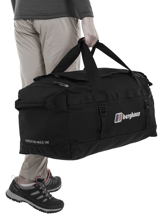 Berghaus Expedition Mule 100 Holdall Travelbag - Black