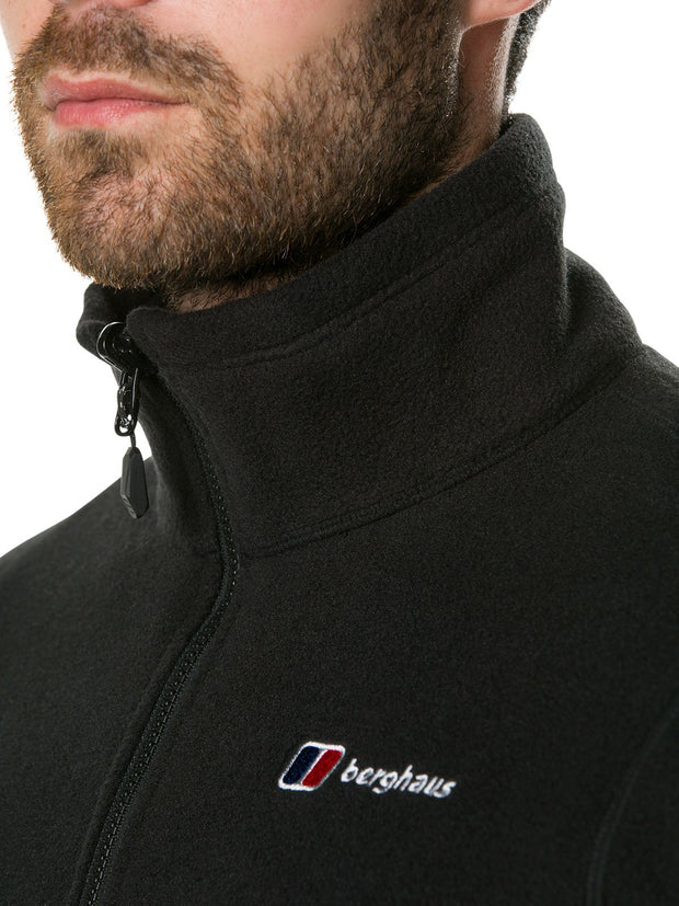 Berghaus Men's Prism Polartec Interactive Fleece Jacket - Black