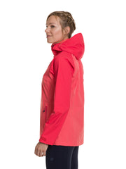 Berghaus Women's Deluge Pro Waterproof Jacket - Pink/Red