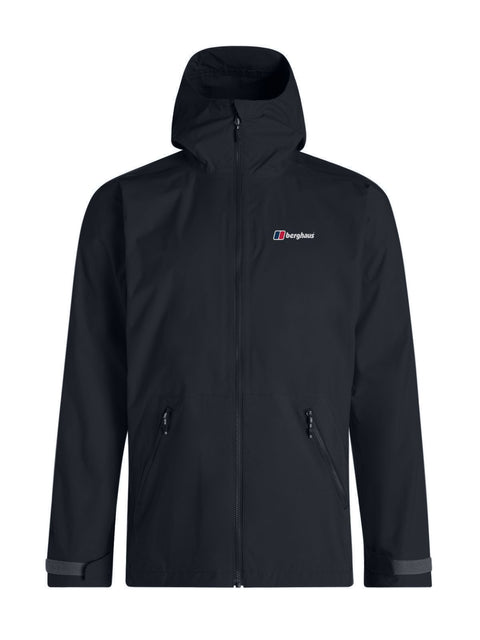 Berghaus Men's Deluge Pro 2.0 Waterproof Jacket - Black