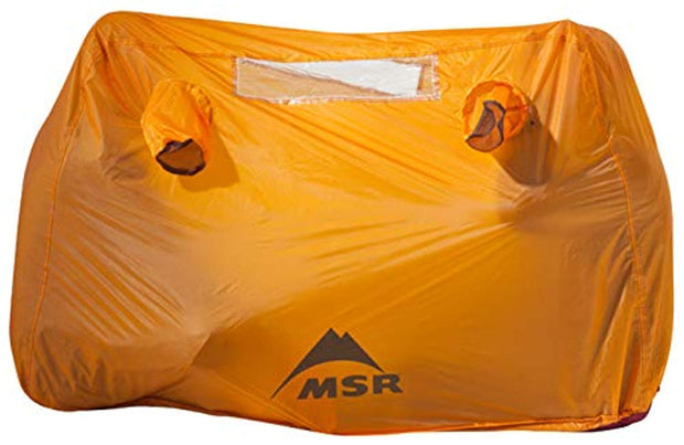 MSR Munro Bothy 2 Emergency Shelter - Sunset Orange