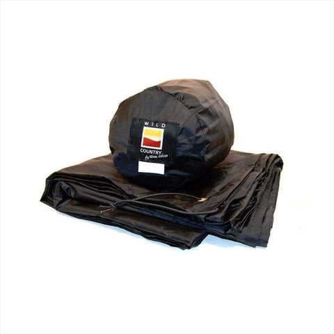 Helm 2 Footprint Groundsheet Protector - Black