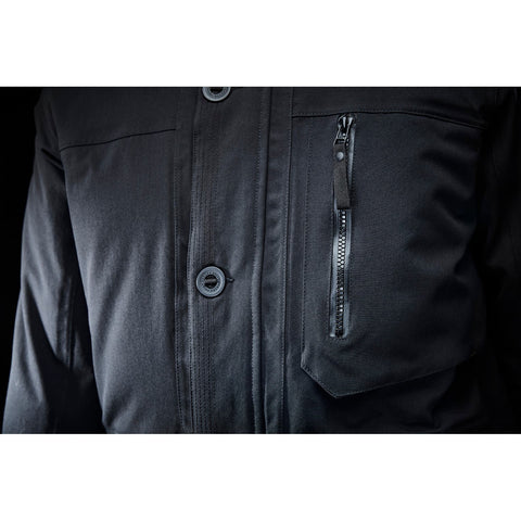 Helly Hansen Men's Longyear II Down Parka - Black