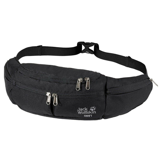 Jack Wolfskin Swift Bumbag - Black