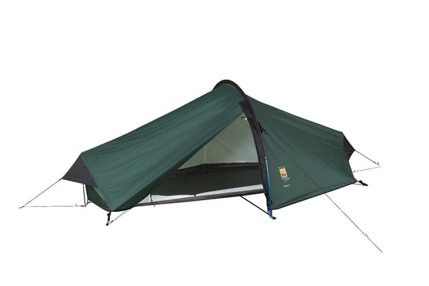 Wild Country Zephyros 1 Backpacking Tent - Green