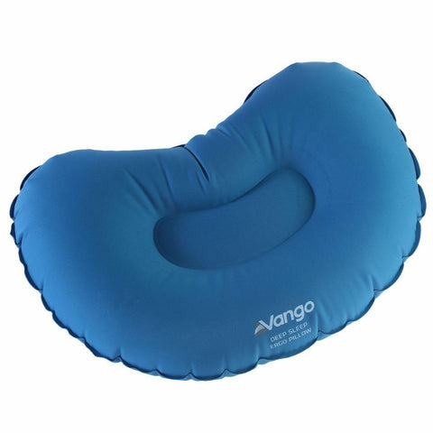 Vango Deep Sleep Ergo Pillow - Sky Blue