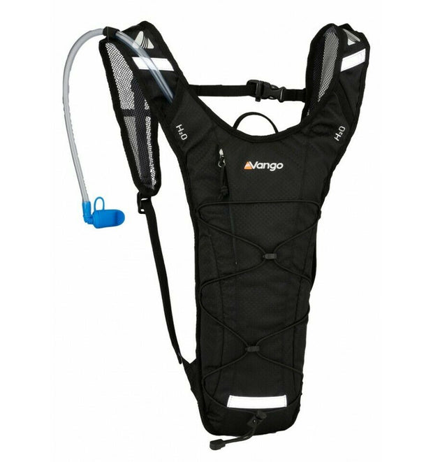 Vango Sprint 3 Hydration Rucksack - Black Eclipse