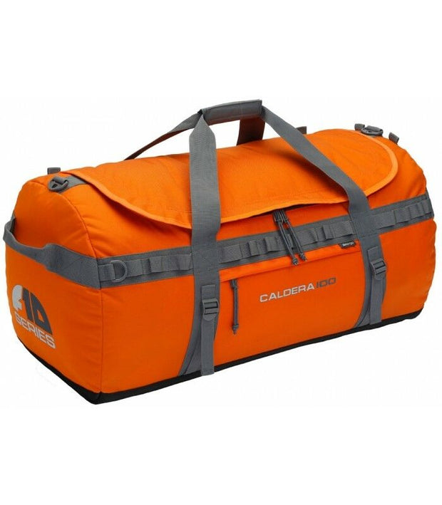 Vango F10 Caldera Duffle Kit Bag - 100L Orange