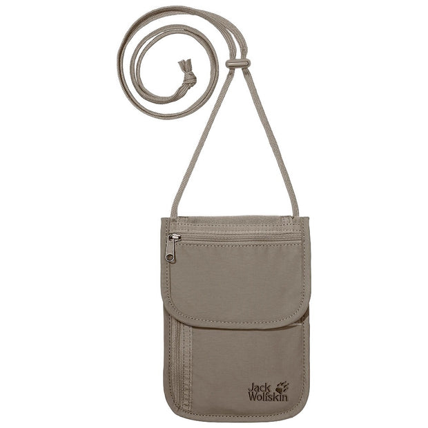 Jack Wolfskin Organiser Security Neck Pouch