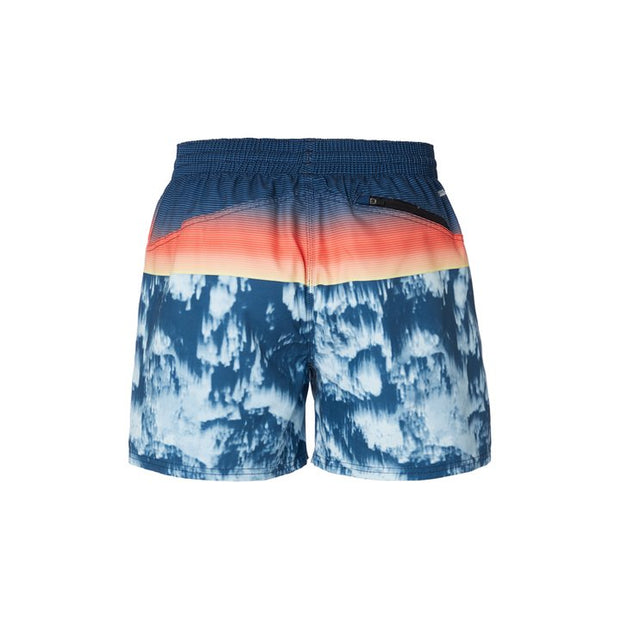 O'Neill Men's Cosmiq Swim Board Shorts - Blue AOP