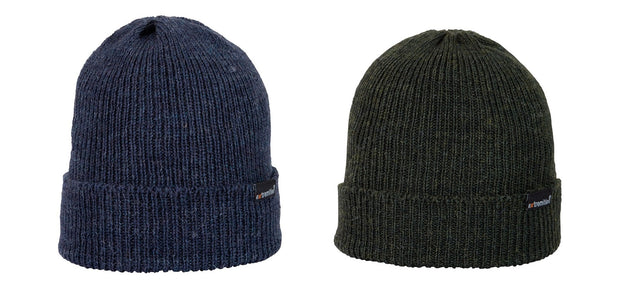 Extremities Bakewell Fleece Lined Wool Beanie Hat