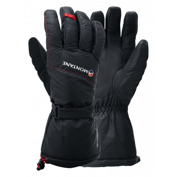 Montane Men's Extreme Pertex Primaloft Insulated Glove - Black