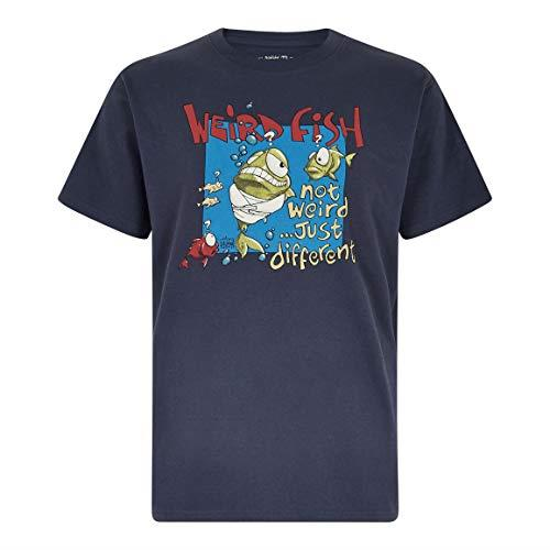 Weird Fish Men's Not Weird Artist T-Shirt