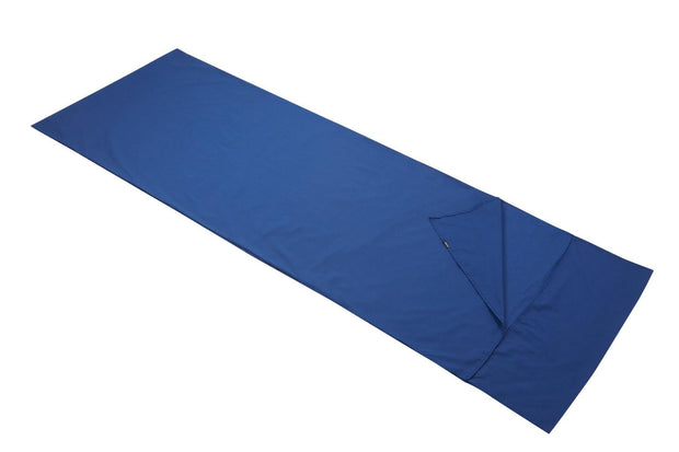 Trekmates Poly Cotton Sleeping Bag Liner - Hotelier Square